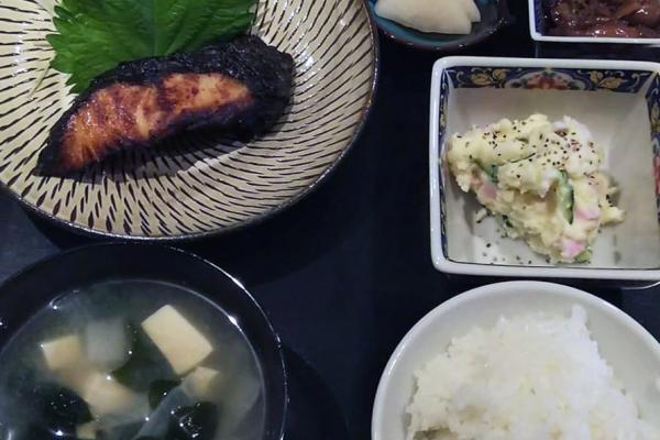昼定食 福山 食堂きたむら